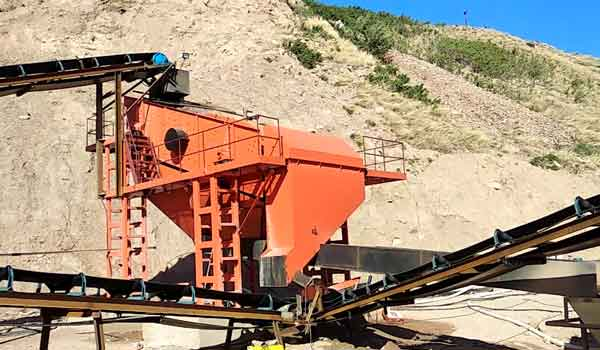 Silica Sand Flotation Separation  Process